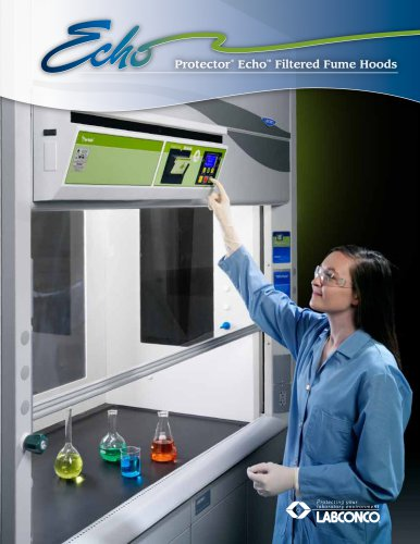 Protector ® Echo™ Filtered Fume Hoods