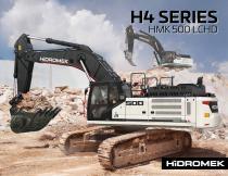 H4 Series, HMK 500 LCHD