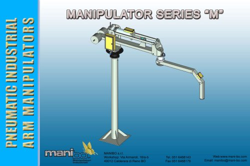 "Manupulator Series ""M"""