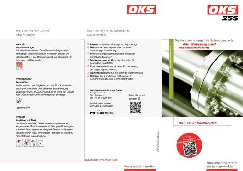 OKS 255