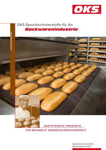 OKS Spezialschmierstoffe für die Backwarenindustrie