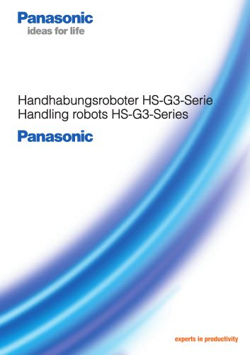 Handling robots HS-G3 Series