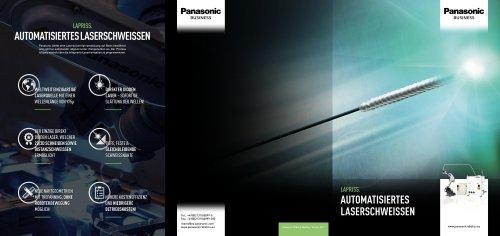LAPRISS - Automatisiertes Laserschweissen