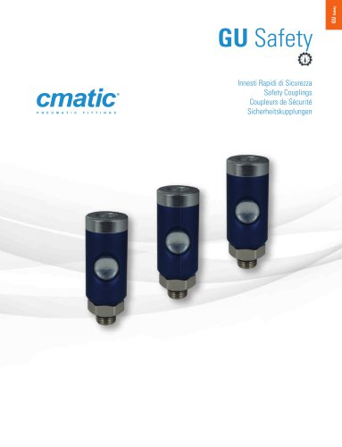 GU Safety - Safety Couplings