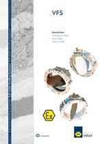 Butterfly Valves VFS Brochure