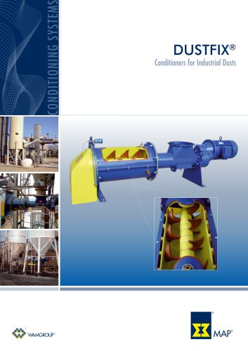 Conditioners for Industrial Dusts DUSTFIX Brochure