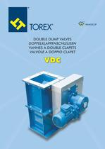 Double Dump Valves VDC Brochure