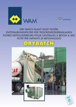 Dust Collectors DRYBATCH®  Brochure