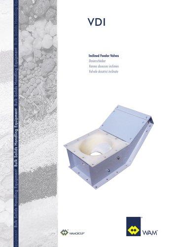 Inclined Feeder Valves VDI Brochure