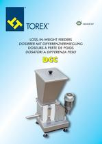 Loss-in-weight feeders DCC Brochure