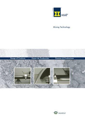 Mixing Technology MAP Brochure