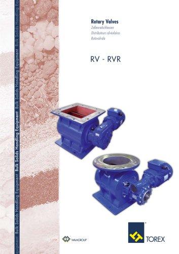 Rotary Valves RV-RVR Brochure