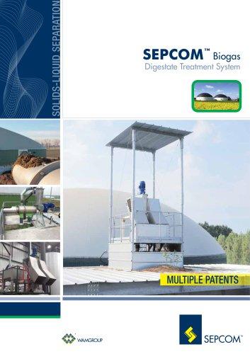 SEPCOM™ Biogas