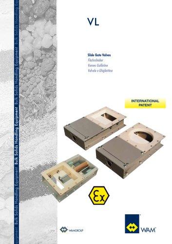 Slide Gate Valves VL Brochure