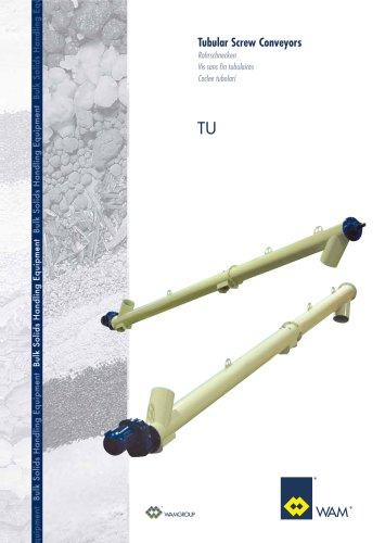 Tubular Screw Conveyors TU Brochure