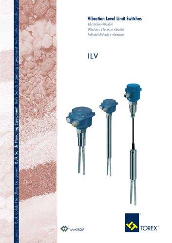 Vibration Level Limit Swiches ILV Brochure