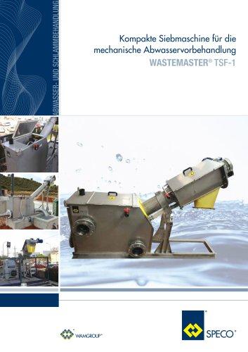 WASTEMASTER® TSF-1