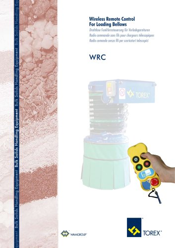 Wireless Remote Control WRC Brochure
