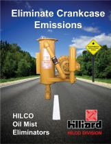 Hilco Oil Mist Eliminators