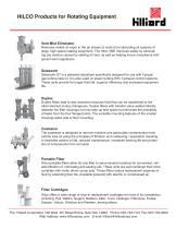 Products For Rotating Equipment Transmission And Distribution
