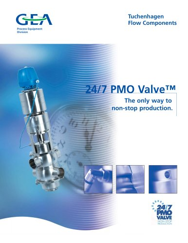24/7 PMO Valve™