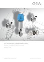 Katalog T-smart Scheibenventile