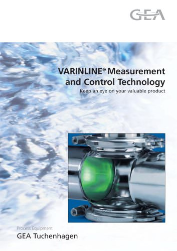 VARINLINE® Measurement and Control Technology