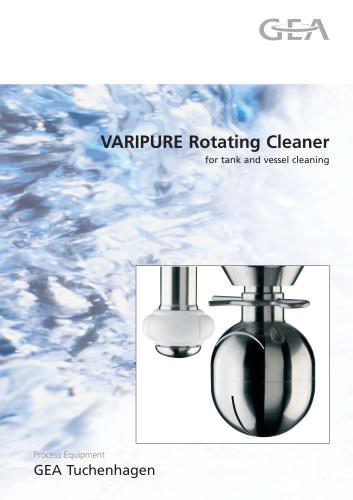 VARIPURE Rotating Cleaner