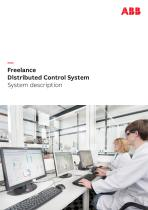 Freelance Distributed Control System System description