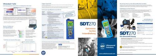 SDT270 Folder DE