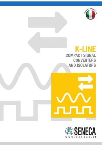 K Line Compact Converters