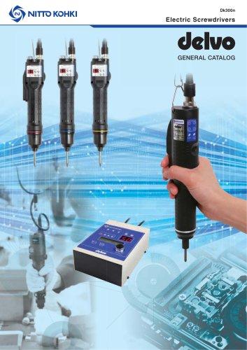 Delvo Electric Screwdrivers Dk300n