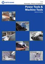 POWER & MACHINE TOOLS CATALOGUE