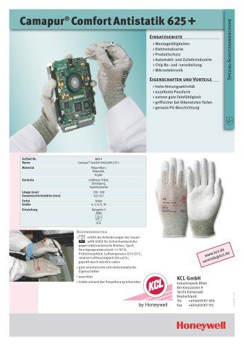 Camapur® Comfort Antistatik 625+