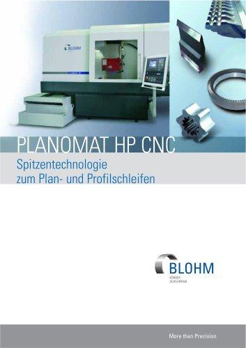 PLANOMAT CNC