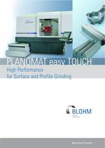 PLANOMAT HP with easy TOUCH