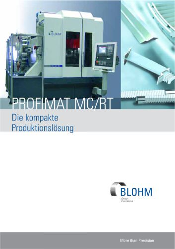 PROFIMAT MC- RT