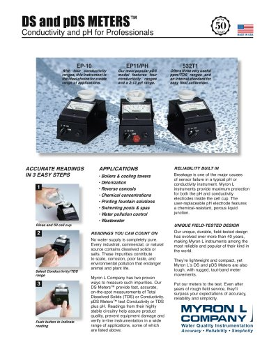 DS & pDS Meters