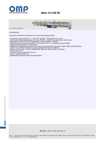 Matic 315 CM 2B