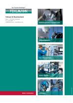 FEHLMANN REPORT 11 - 2020 - 90 Jahre Fehlmann AG - 11