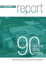 FEHLMANN REPORT 11 - 2020 - 90 Jahre Fehlmann AG - 1