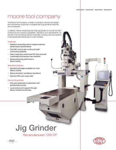 1200 Series Jig Grinder