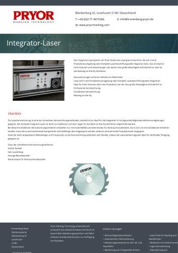 Integrator Laser