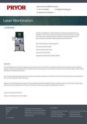 Laser Workstation