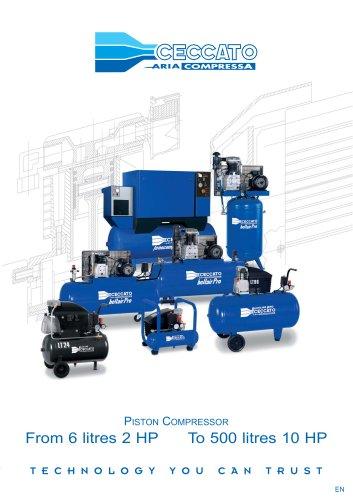 Silenced Compressor