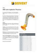 ASX arm explosive Prozesse - 1