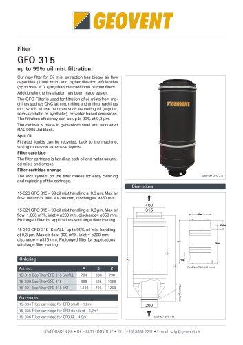 GFO 315