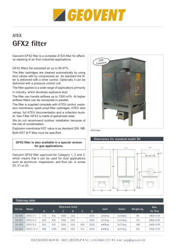 GFX filter