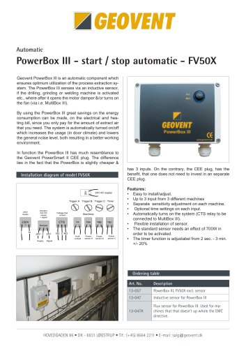 Power Box III