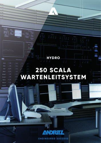 250 SCALA WARTENLEITSYSTEM